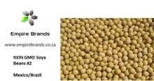 Soya Beans #2 Non-GMO