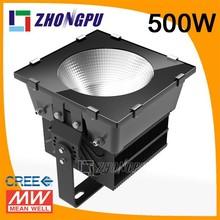 400w led floodlight outdoor lighting pole fins LED Tunnel Light 200W IP67