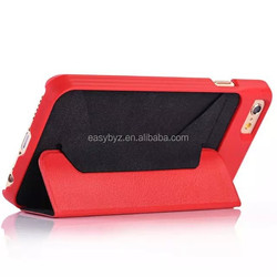 For iPhone 6 Leather Credit Card Holder Kickstand Fashion Case,Cell phone Luxury PU Leather Case Cover