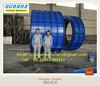 Roller Suspension Concrete Pipe Making Machine, reinforced concrete manhole pipe