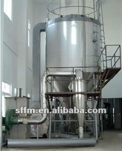 Iron sulfate exprimental Spray dryer