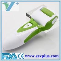 Electric Foot Callus Eliminator model: VP-F01electric manicure pedicure kits