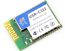 Low cost wifi digital power cc3200 module