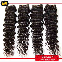 Never Shedding Deep Wave wholesale brazilian virgin hair fix hair