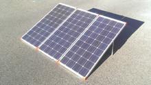 Photovoltaic Folding solar panel 300w