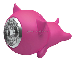 New arrival mini audio speaker/cartoon animal speaker with 3.0 bluetooth
