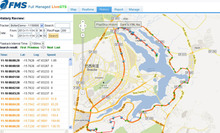 Updated GPS Fleet Management Software Vehicle Tracking Solution Server