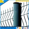 Triangle frame iron wire mesh fence