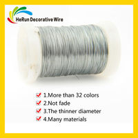 HR 0.35mm jewelry making beading wire