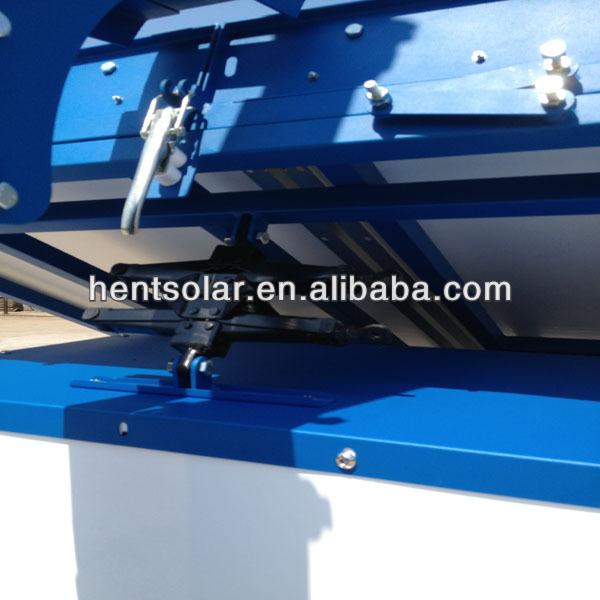 Industrial portátil Mobile Solar torre de iluminação