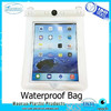 White waterproof case with compass for ipad series tablet pc
