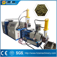 PP Woven Bags Scraps Plastic Granules/Pellets Making Machine