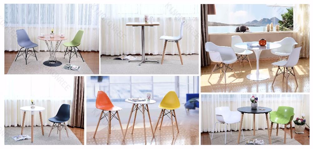 KKR 고체 표면 이탈리아어 현대 티 테이블 디자인-테이블을 ...