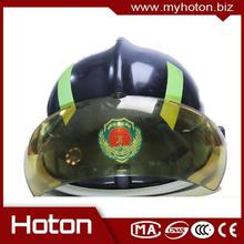 Safety Fire-fighting helmet with CE certificate