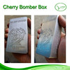 New Invention Box Mod Cherry Bomber, 1:1 Clone Cherry Bomber Box Mod, Dual 18650 Battery Mod Dimitri Box Mod
