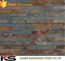 Cheap culture exterior wall slate tile