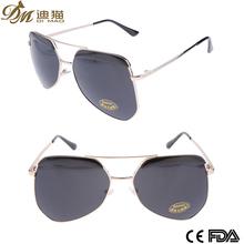 Eyebrows on lens Metal Frame Aviator Sunglasses Vintage Grey Ant Eyewear China Alibaba Shop