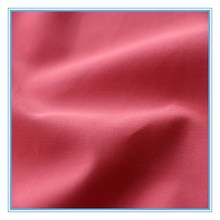100% cotton satin fabric with silk touch for young women's garment