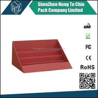 Factory supplier custom promotional eco-friendly 4C printing corrugated paper PDQ