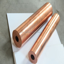 smooth surface no scratch copper specical copper tube manufacturer