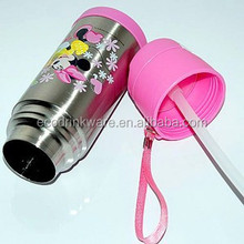 small size double wall flask water thermos