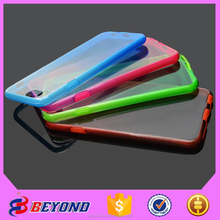 PC TPU 2 in 1 armor cell phone case for iphone 6