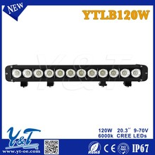 Y&T led safety light bar mount and elastic strap mounting options amber