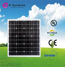 Factory directly sale 12v solar panel usb 150w