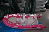 hot high quality rib boat 330 with outboard engine