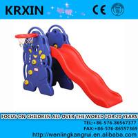 children gift slide toy plastic cheap kids slide toy made in factory plastic elephant slide
