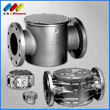 Fabricação de precisão de alumínio fundido LPG filtro de gás