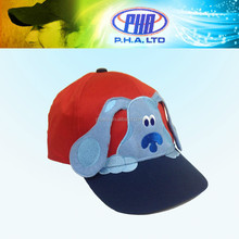 Newest Cotton Animal Hats Kids 5 panals