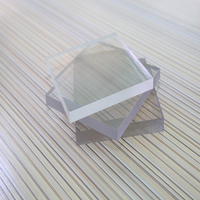 custom cut polycarbonate 10mm solid polycarboante sheet dome/ corrugated roofing solid Polycarbonate Sheet/ PC HOLLOW SHEET