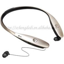 LG Bluetooth manos libres inalámbrico de auriculares estéreo de auriculares para Samsung el iphone tono HBS-900 HBS 900 para HTC