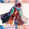 High Quality Custom Digital Printing Cashmere Scarf
