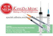 hypodermica jeringa FDA510k