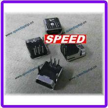 Mobile Phone Mini USB 5pin female connector