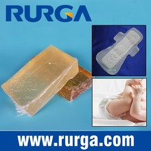 Omega Spray Hot Melt Adhesive for Standing Leg Gather,Hygienic Products