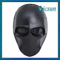 BLG-001 Yiwu Caddy Wholesale outdoor cs field operation cosplay steel wire protective mask halloween, fiberglass paintball masks