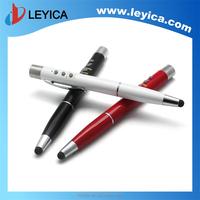 5 in 1 stylus writing ball pen