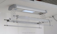 electric clothes drive airer rack