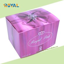 High glossy luxury paper gift box packaging