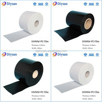 Price of thin plastic rolls cutting, hard uhmwpe ldpe plastic rolls, 0.1~2.0mm hard thick plastic sheeting rolls