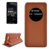 Alibaba China leather case for ASUS ZenFone 5 phone case with Holder and Caller ID Display