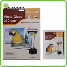 wholesale digital printing a4 size glossy inkjet photo paper