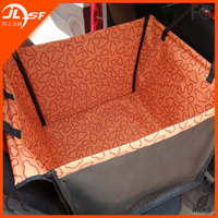 In-car Dog Bed Safe and Waterproof Pet House Traveling Folding Dog Pad for Sale