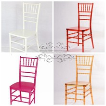 Top Quality And High Grade Wooden And Resin Chiavari Chairs