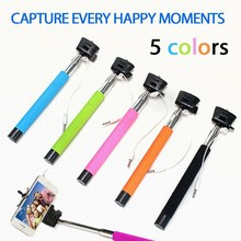 selfie stick cable , monopod selfie stick , wired selfie stick