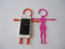 Unique Hi quality silicone Flexible Cell Phone Holder