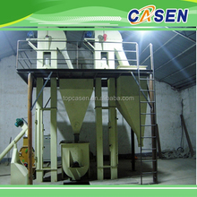 Mini cattle feed plant 1t/h hot sale low price